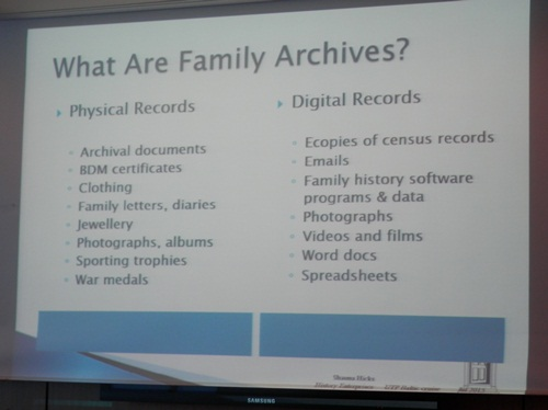 see, everyone has archives you need to look after