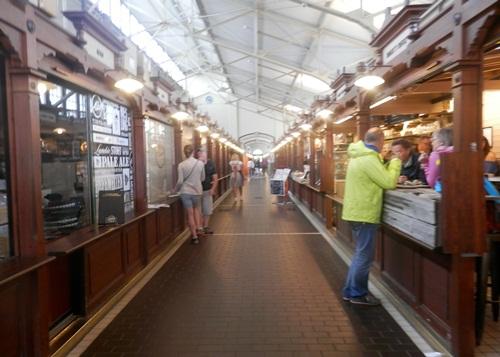 the indoor markets