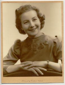 Valda Winter, c.1941