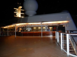 night time on Deck 14