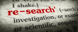 You're Searching. But Are You Researching?