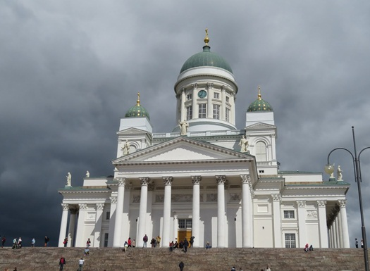 the Lutheran Church in Helsinki