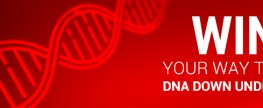 Win Your Way to DNA Down Under
