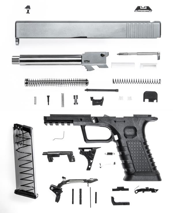 Build Your Own Glock