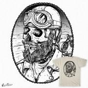 handmade graphic t-shirt design
