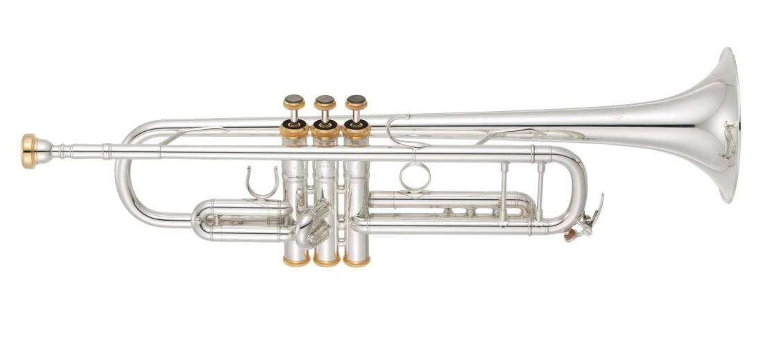 Yamaha Band YTR-9335VSII Vizzutti LImited Edition Trumpet