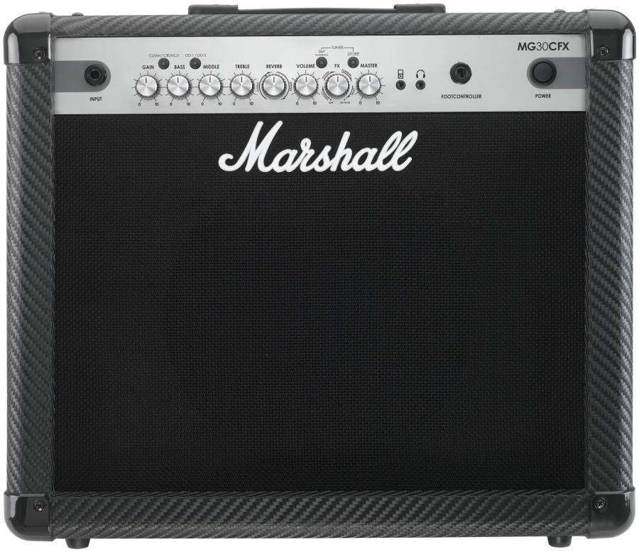Marshall MG30CFX  30 Watt Amp With Effects  Long