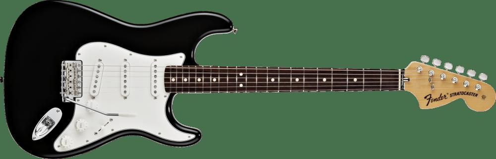 Woodstock Stratocaster