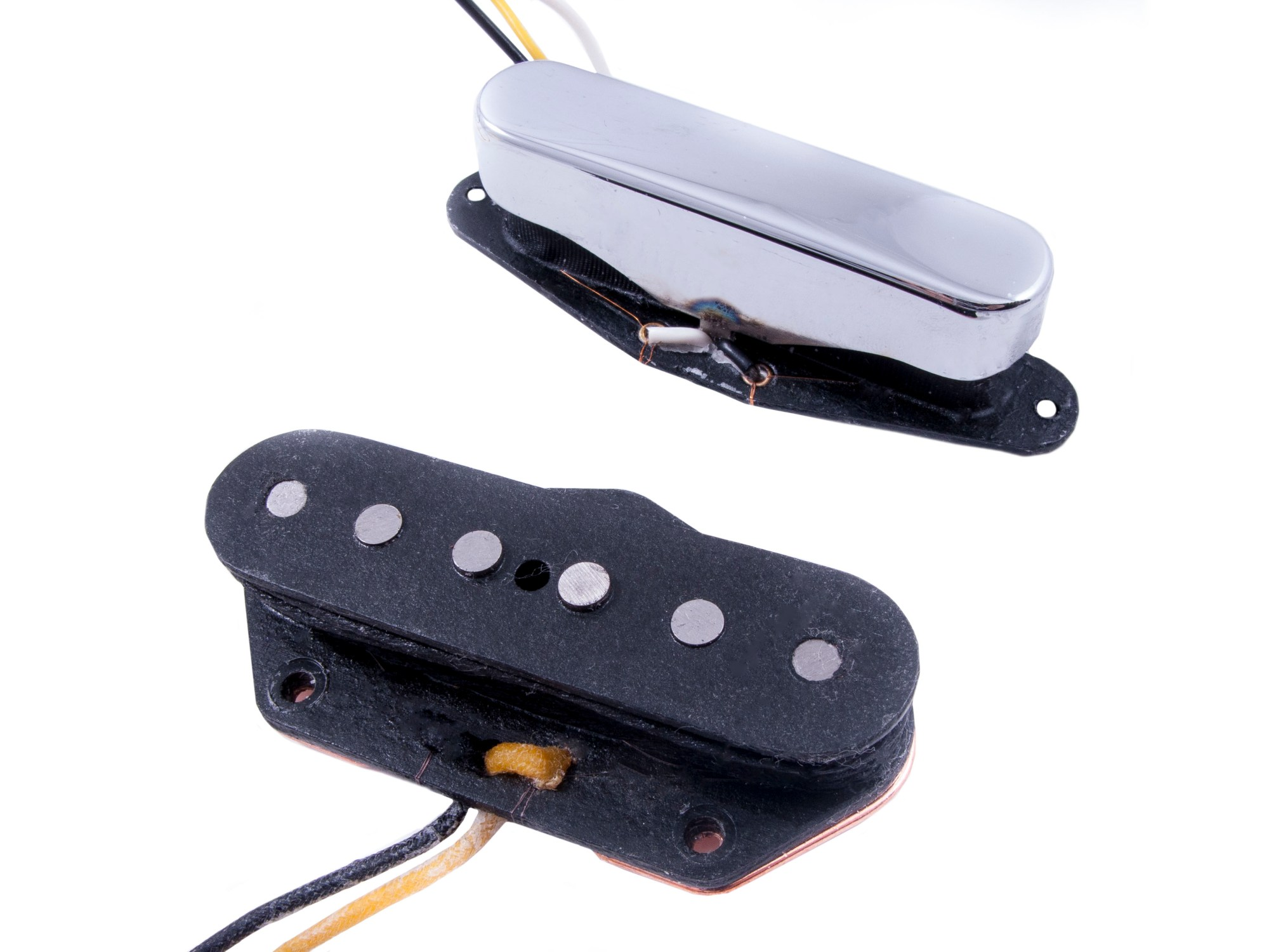 hight resolution of fender custom shop twisted tele pickups set of 2 long mcquade musical instruments