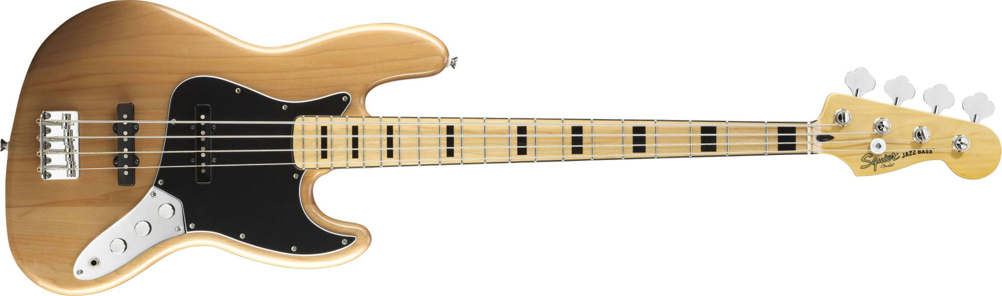 hight resolution of squier vintage modified jazz bass 70s natural long mcquade musical instruments