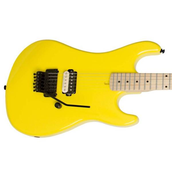 Kramer 3984 Vintage Ri Baretta Banana Yellow Long