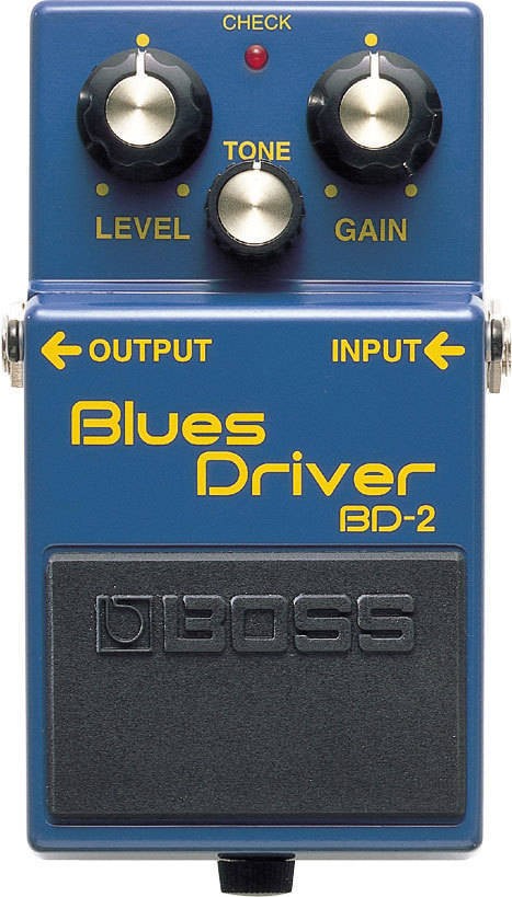 BOSS Blues Driver  Long  McQuade Musical Instruments