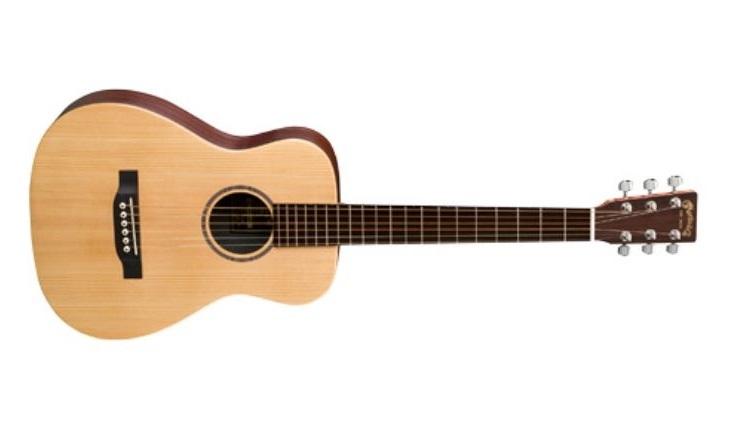 martin guitars lx1e acoustic