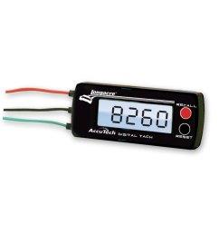 longacre accutech digital tachometer 44391 rh longacreracing com digital tach wiring diagram magneto dakota digital tach [ 1000 x 1000 Pixel ]
