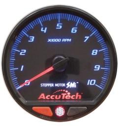auto gauge 5 inch tach wiring diagram [ 1000 x 1000 Pixel ]