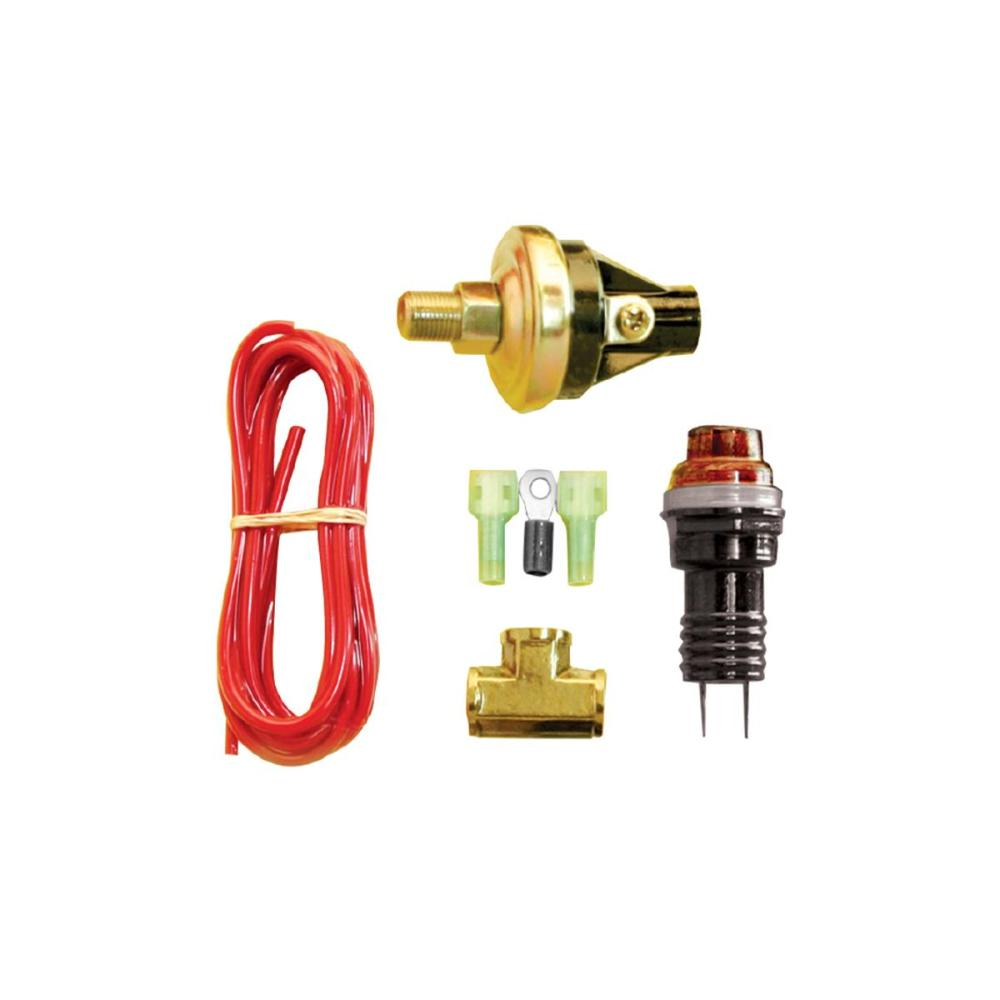medium resolution of gagelites warning light kit 15 50 psi oil pressure 1 8 npt