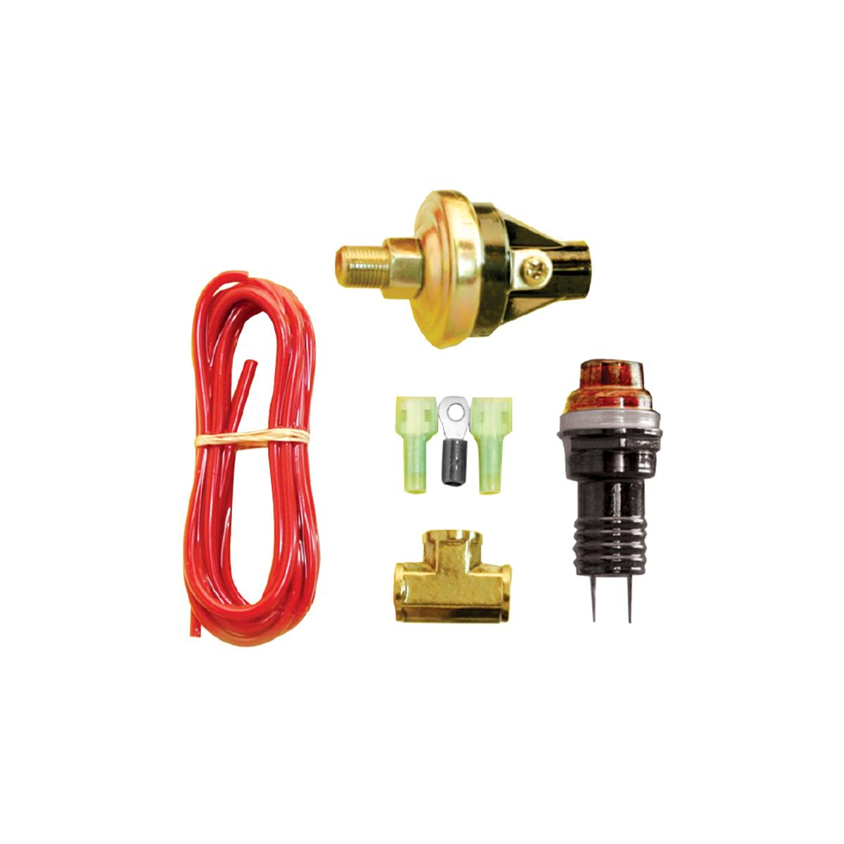 hight resolution of gagelites warning light kit 15 50 psi oil pressure 1 8 npt