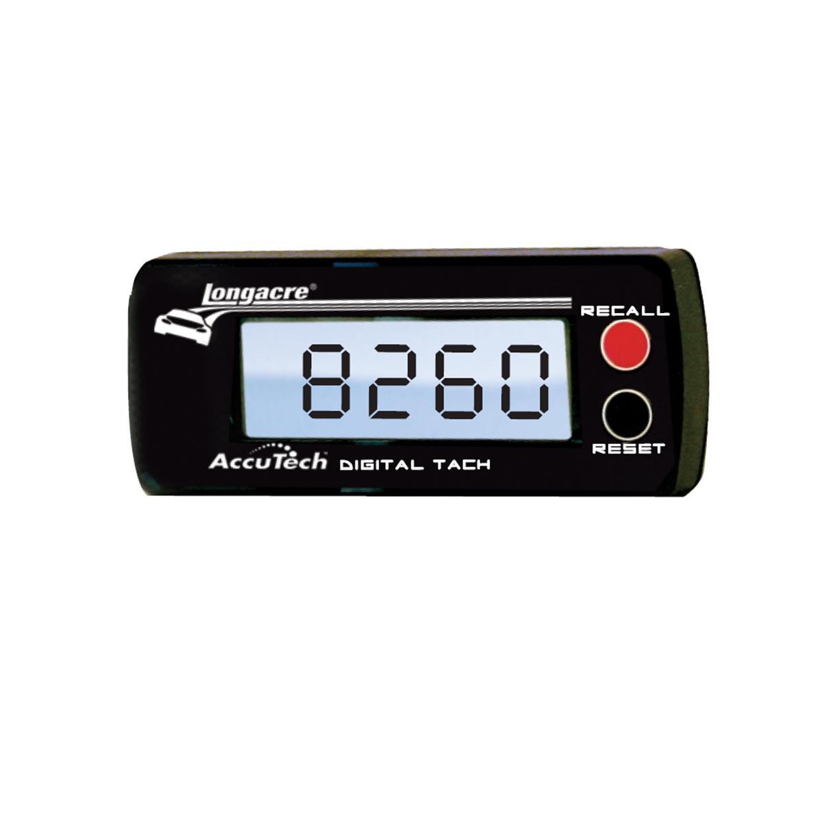 hight resolution of longacre accutech digital tachometer 44402 longacre digital tach wiring