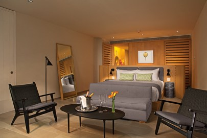 Breathless Cabo San Lucas Resort & Spa - Elegant and modern Allure Suite with King