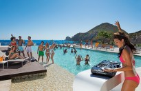 Breathless Cabo San Lucas Resort & Spa - Pool party