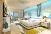 Breathless Montego Bay Resort & Spa - Accommodations - xhale Club Junior Suite Tropical View King Room
