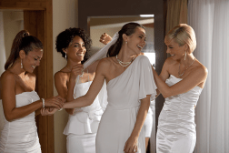 Breathless Punta Cana Resort & Spa - Weddings - Get ready with your closest friends by your side on your wedding day