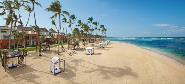 Breathless Punta Cana Resort & Spa - Grounds - Beach