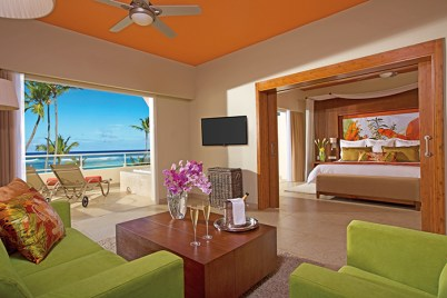 Breathless Punta Cana Resort & Spa - Accommodations - xhale club Master Suite Ocean Front