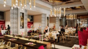 Breathless Riviera Cancun Resort & Spa - Restaurants & Bars - Coquette – French cuisine
