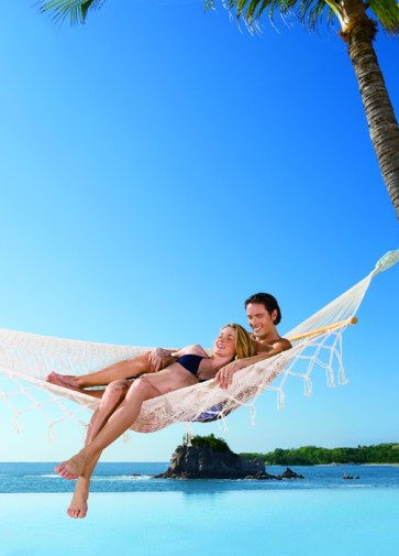 Dreams Huatulco Resort & Spa - Grounds - Couples hammock
