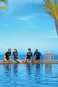 Dreams Los Cabos Suites Golf Resort & Spa - Activities - Free scuba diving lessons are offered in the pool