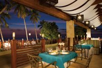 Dreams La Romana Resort & Spa - Restaurants & Bars - Savor delicious grilled and steak favorites at the open-air Seaside Grill