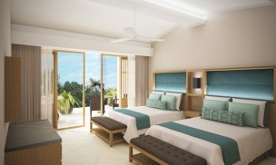 Dreams Playa Mujeres Golf & Spa Resort - Accommodations - Double Bed Suite