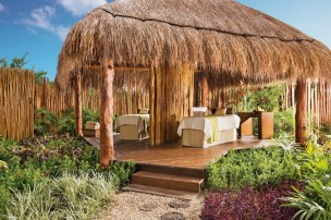 Dreams Riviera Cancun Resort & Spa - Activities - Spa Garden Cabin