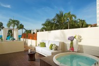 Dreams Sands Cancun Resort & Spa - Accommodations - Terrace