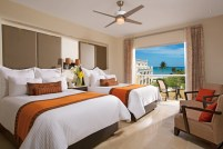 Dreams Tulum Resort & Spa - Accommodations - Deluxe Double Suite Oceanview