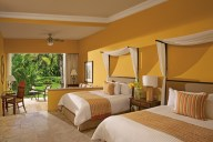 Dreams Tulum Resort & Spa - Accommodations - Jr. Double Suite Garden