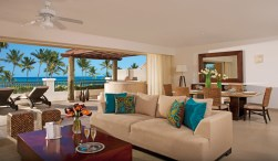 Now Larimar Punta Cana - Accommodations - Presidential Suite Living Area