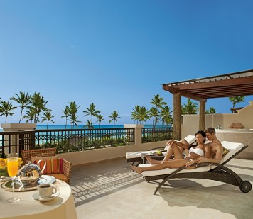 Now Larimar Punta Cana - Accommodations - Presidential Suite Terrace