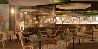 Now Onyx Punta Cana - Restaurants & Bars - Bluewater Grill