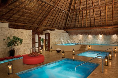 Now Sapphire Riviera Cancun - Activities - Spa Circuit