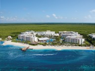 Secrets Silversands Riviera Cancun - Grounds - Aerial