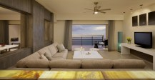 Secrets Silversands Riviera Cancun - Accommodations - Presidential Suite