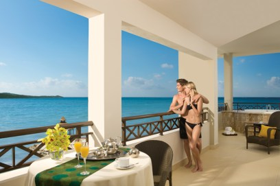 Secrets Wild Orchid Montego Bay - Accommodations - Presidential Suite Terrace