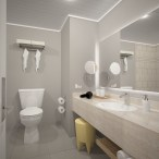 Sunscape Bavaro Beach Punta Cana - Accommodations - Deluxe Suite Bathroom 2