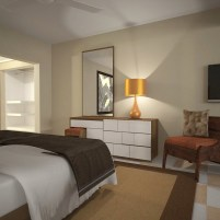 Sunscape Dominican Beach Punta Cana - Accommodations - Deluxe Suite 5