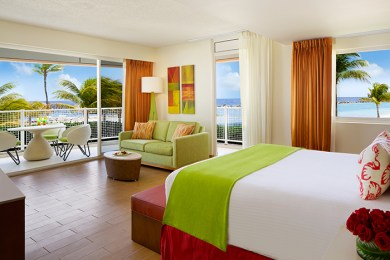 Sunscape Curacao Resort, Spa & Casino - Accommodations - King Suite 2