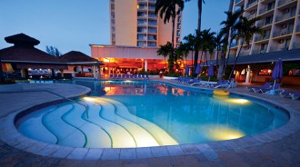 Sunscape Splash Montego Bay - Activities - Pool at Night