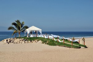 Sunscape Puerto Vallarta Resort & Spa - Weddings - Beach Setup 2