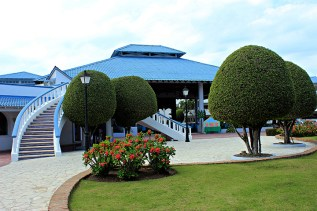 Sunscape Puerto Plata Dominican Republic - Grounds - Theater Exterior